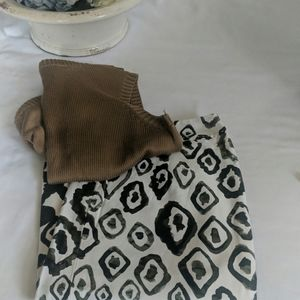 Sharagano skirt